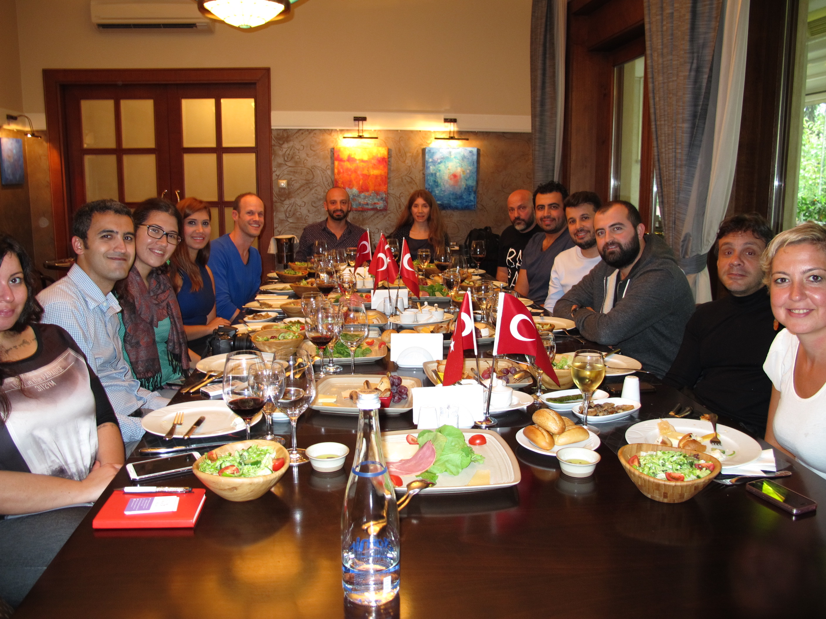 Istanbul Bloggers