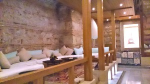 Hamam room 300x168 The historical Kılıç Ali Paşa Hamam