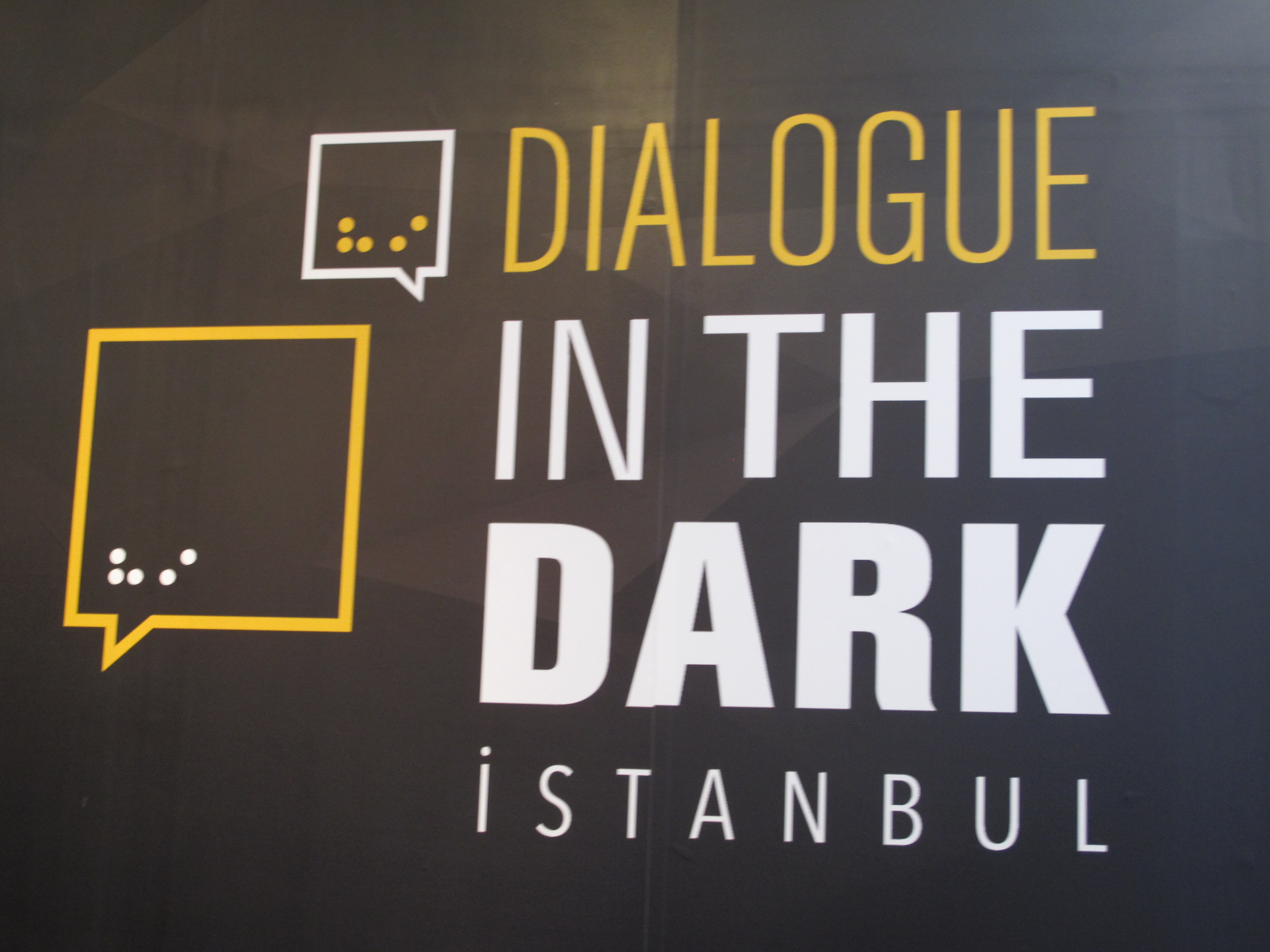 Dialogue in the Dark Istanbul